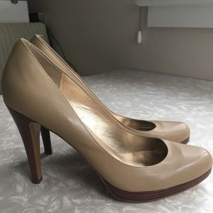 Guess by Marciano Nude Heels